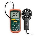 AIR FLOW METER, ANEMOMETER, Measures AIR FLOW CFM