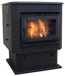 Big Biomass Burner Multi-Fuel Corn Wood Pellet Stove Furnace, 56,000 BTU/Hr